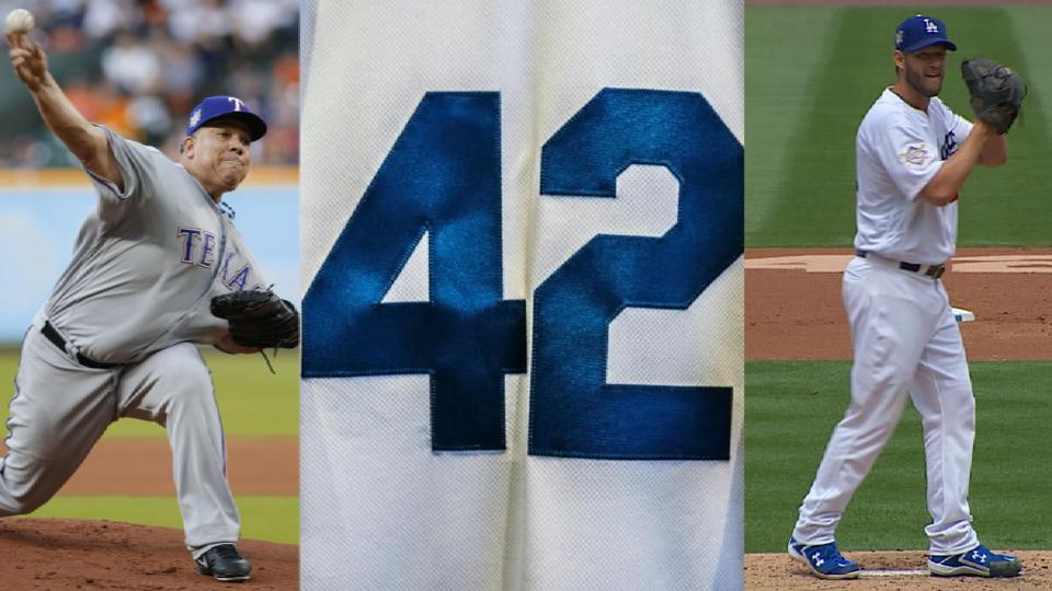Real Fast: MLB celebrates '42'