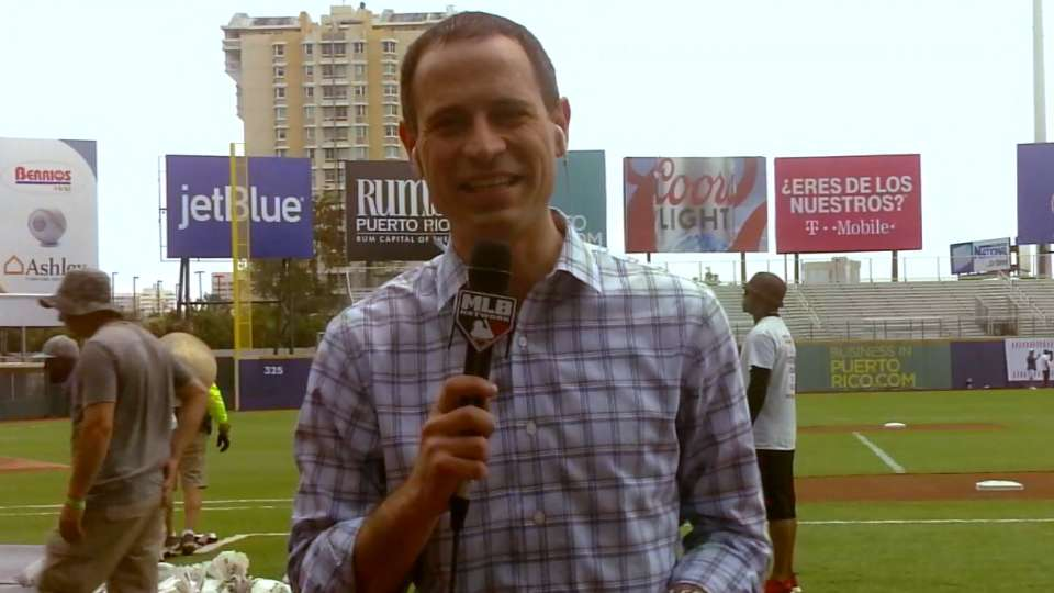 Morosi on Puerto Rico Series