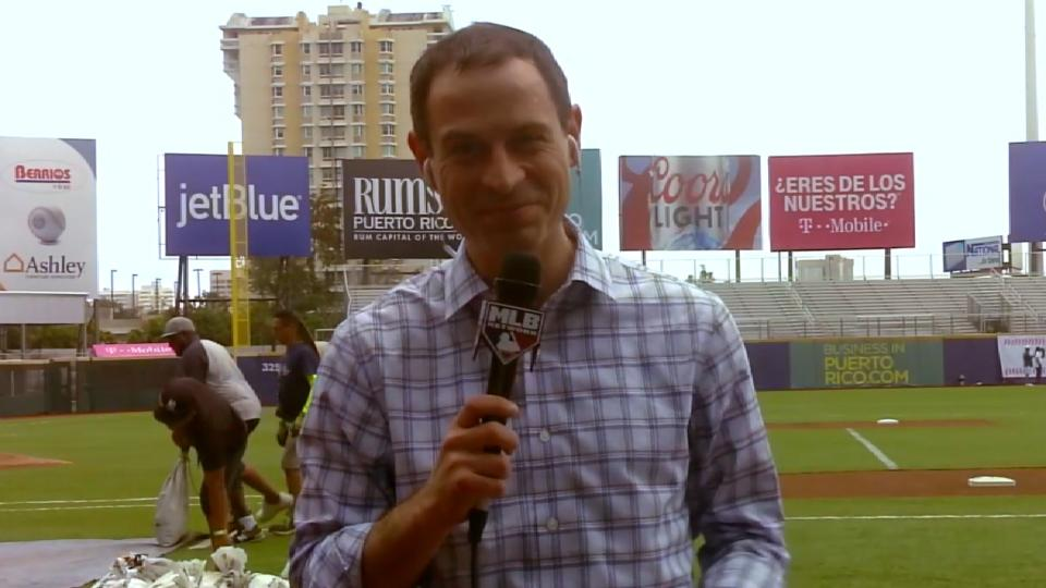 Morosi previews P.R. Series