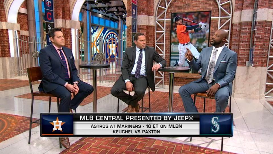 DeRo, Wilson on skills of Correa