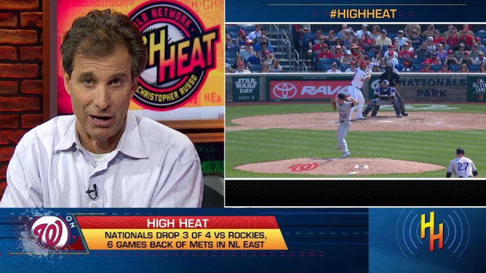 High Heat: Nationals-Mets