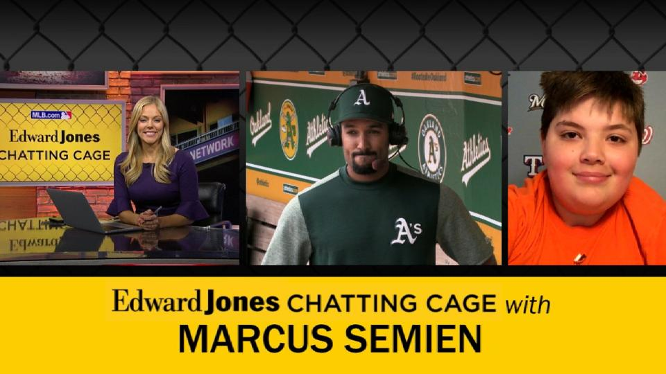 Chatting Cage: Marcus Semien
