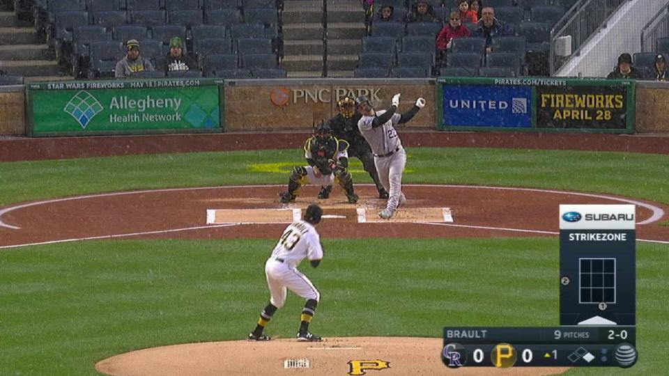 Iannetta's RBI double