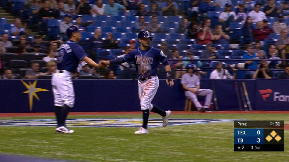 Rays plate a pair on error