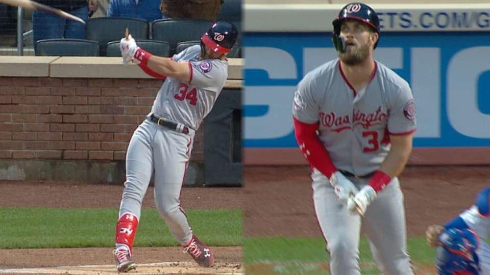 Must C: Harper's broken-bat HR