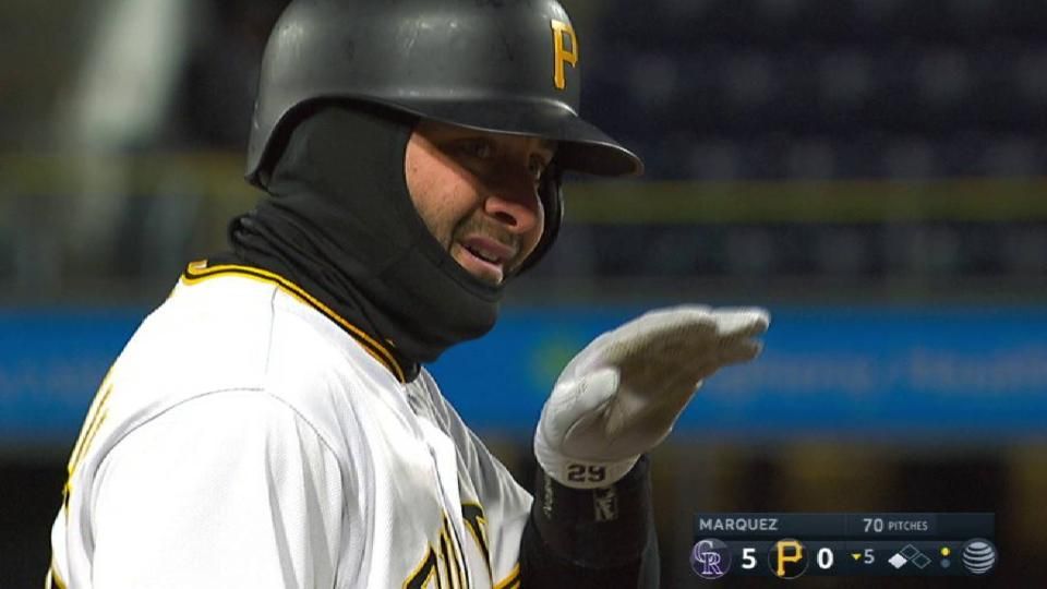 Cervelli's triple in the 5th