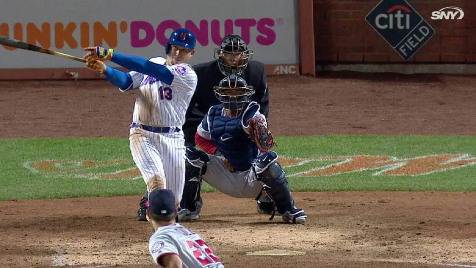 Cabrera's two-run home run