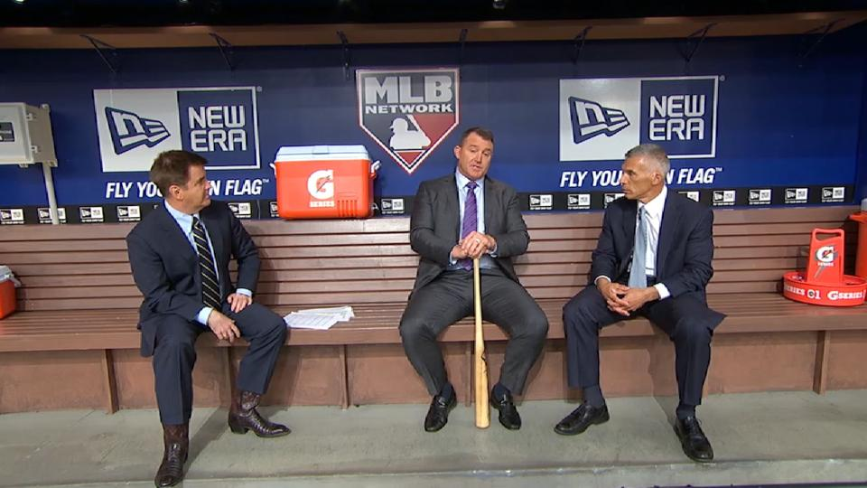 MLB Tonight on new managers