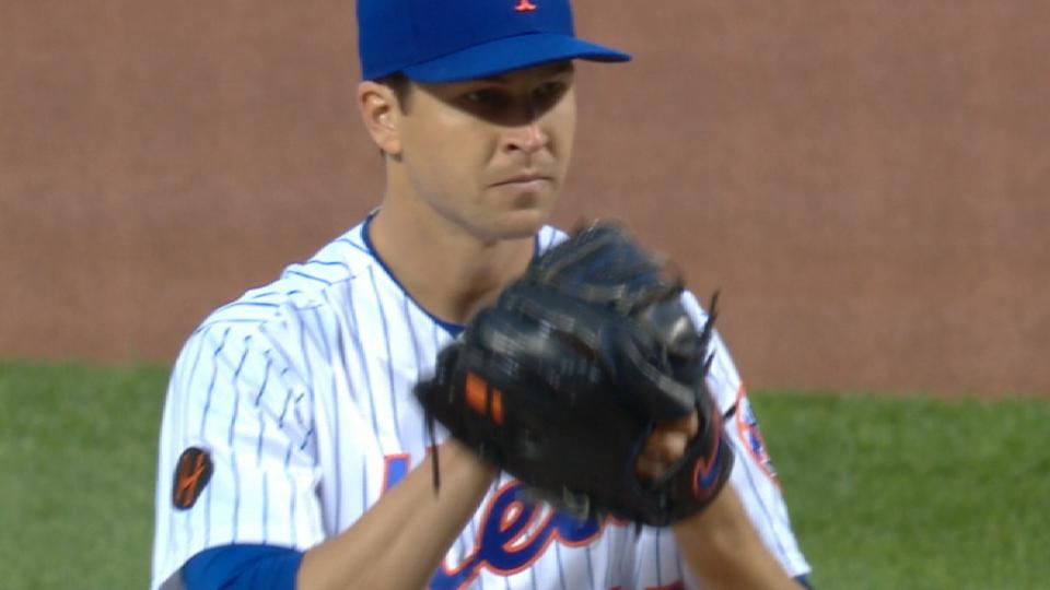 deGrom's 12-strikeout game