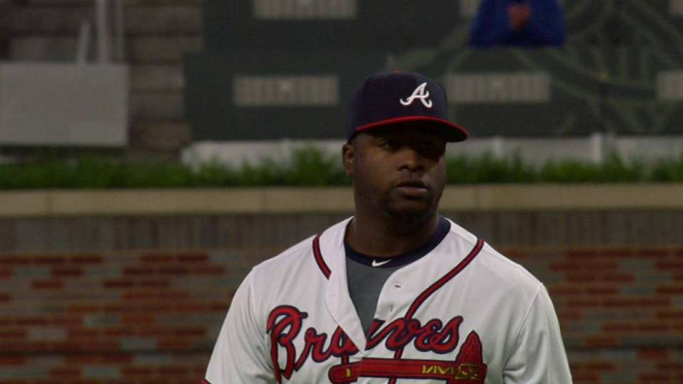 Vizcaino's first save in 2018