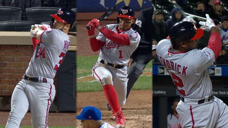 Must C: Nats rally to stun Mets