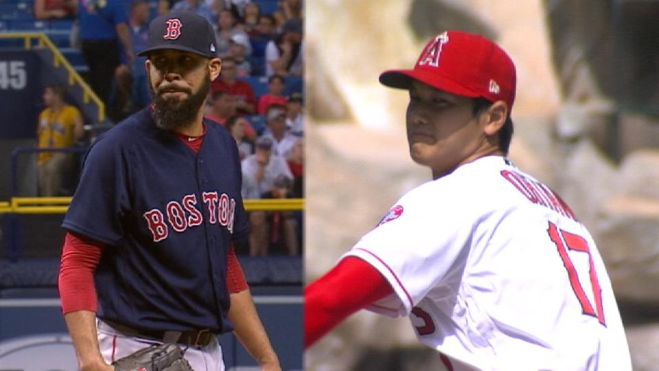 Price, Ohtani set to duel