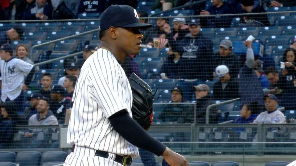 Severino's eight-K performance