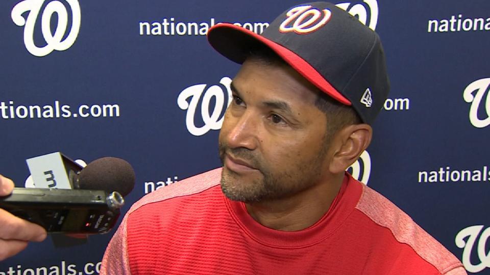 Martinez talks comeback win
