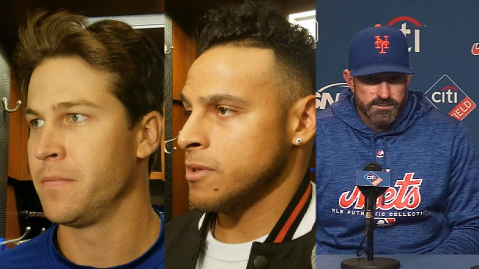 Mets on loss to Nationals