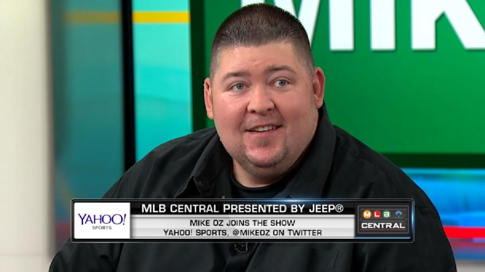 MLB Central: Mike Oz