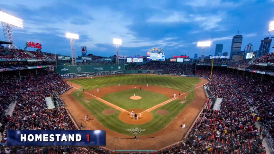 Highlights from Homestand 1