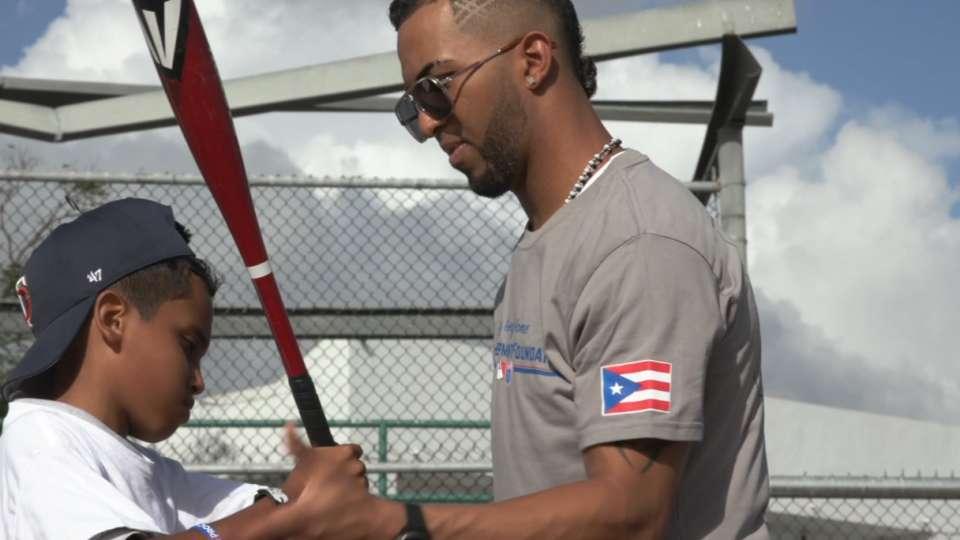 Rosario returns to Puerto Rico