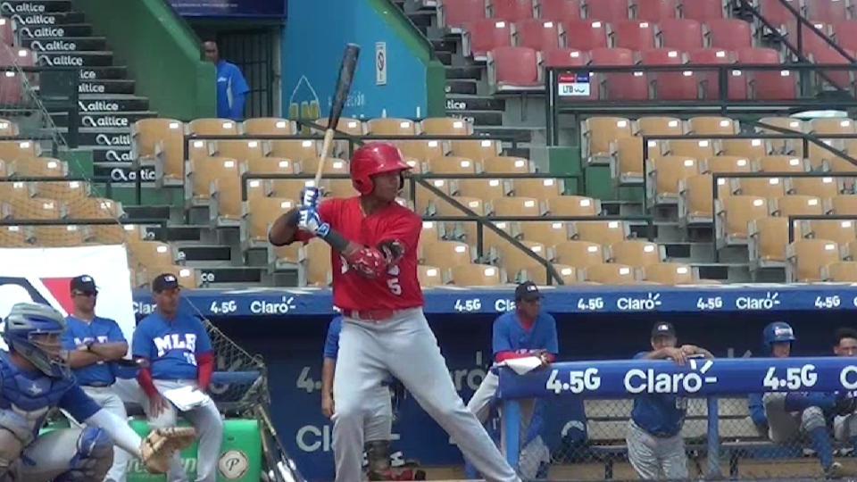 Top Int'l Prospects: Marte, SS