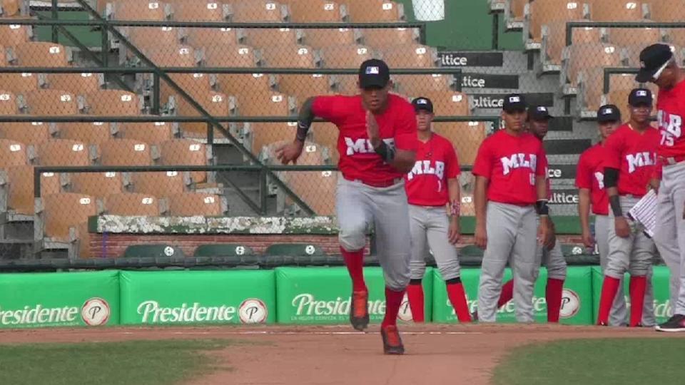 Top Int'l Prospects: De La Cruz