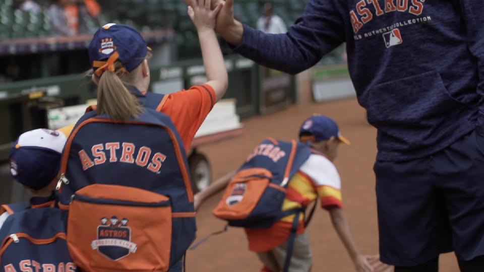 Astros Buddies Club