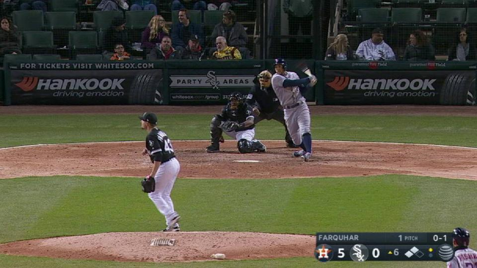 Springer's second two-run double