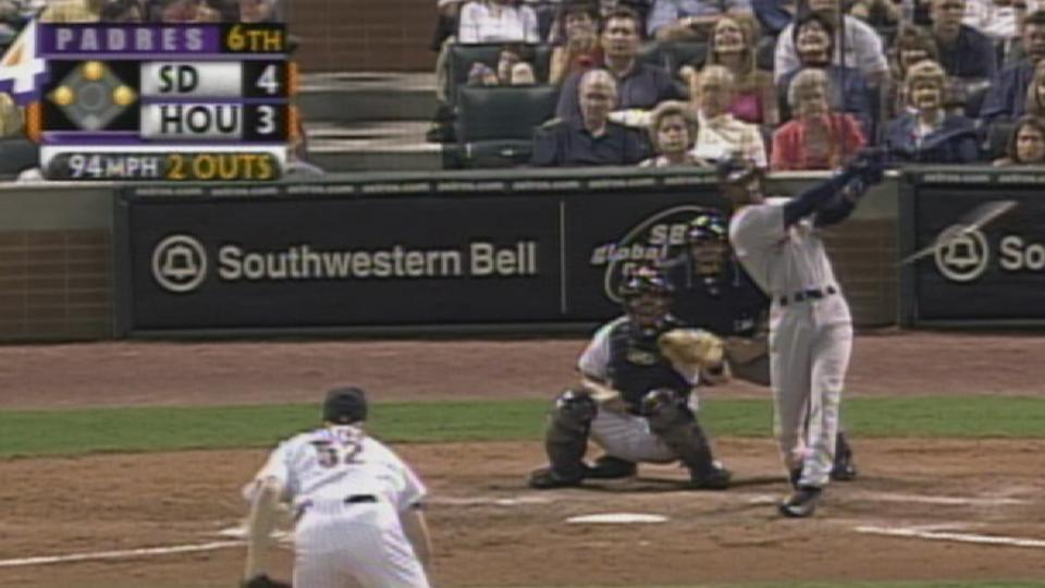 Jackson's broken-bat grand slam