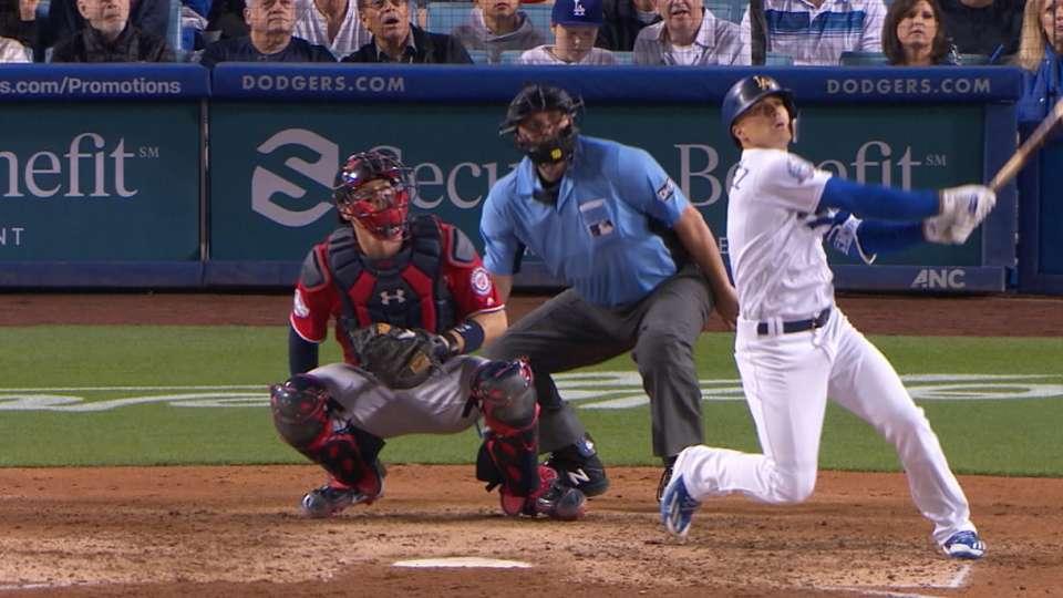 Dodgers disparan 3 HR