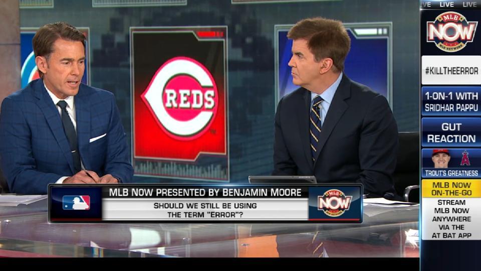 Should MLB 'Kill the Error'?