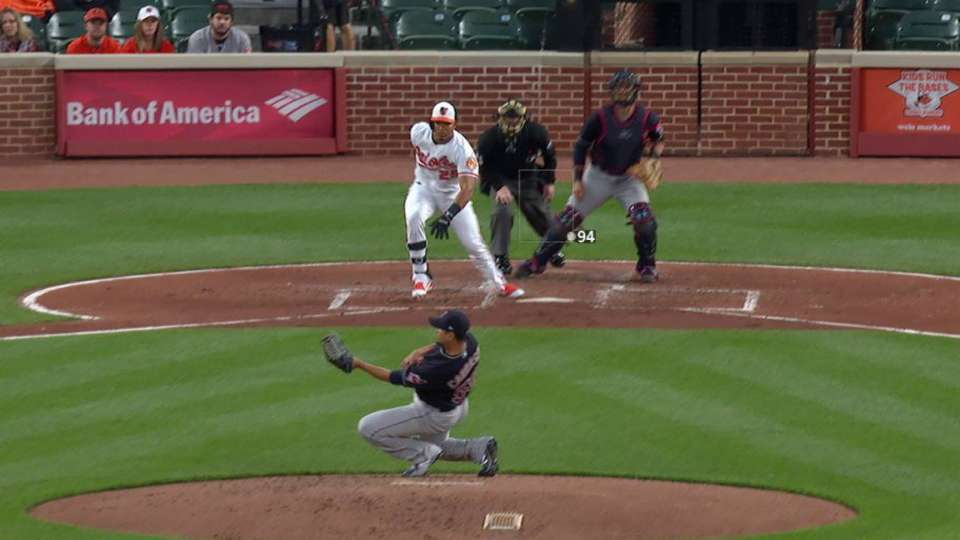 Carrasco's superb DP to end 2nd