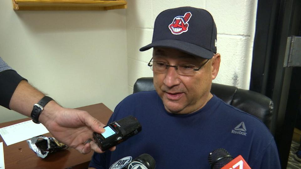 Francona on win over Orioles