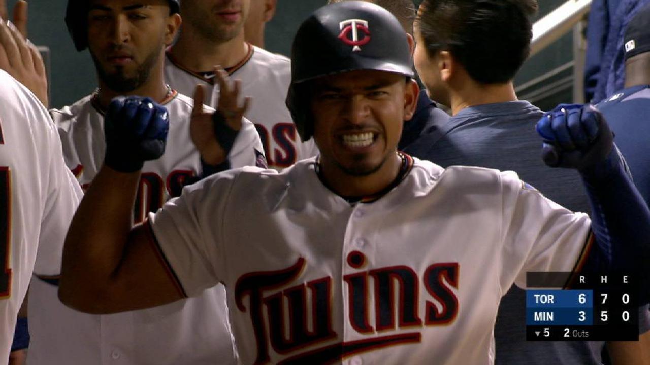 Romero lanza joya y Minnesota blanquea a S.L.   Minnesota Twins
