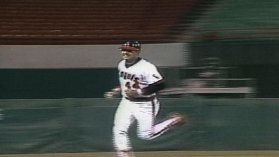 Reggie's 500th homer