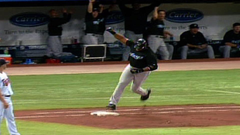 Frank Thomas' 500th home run