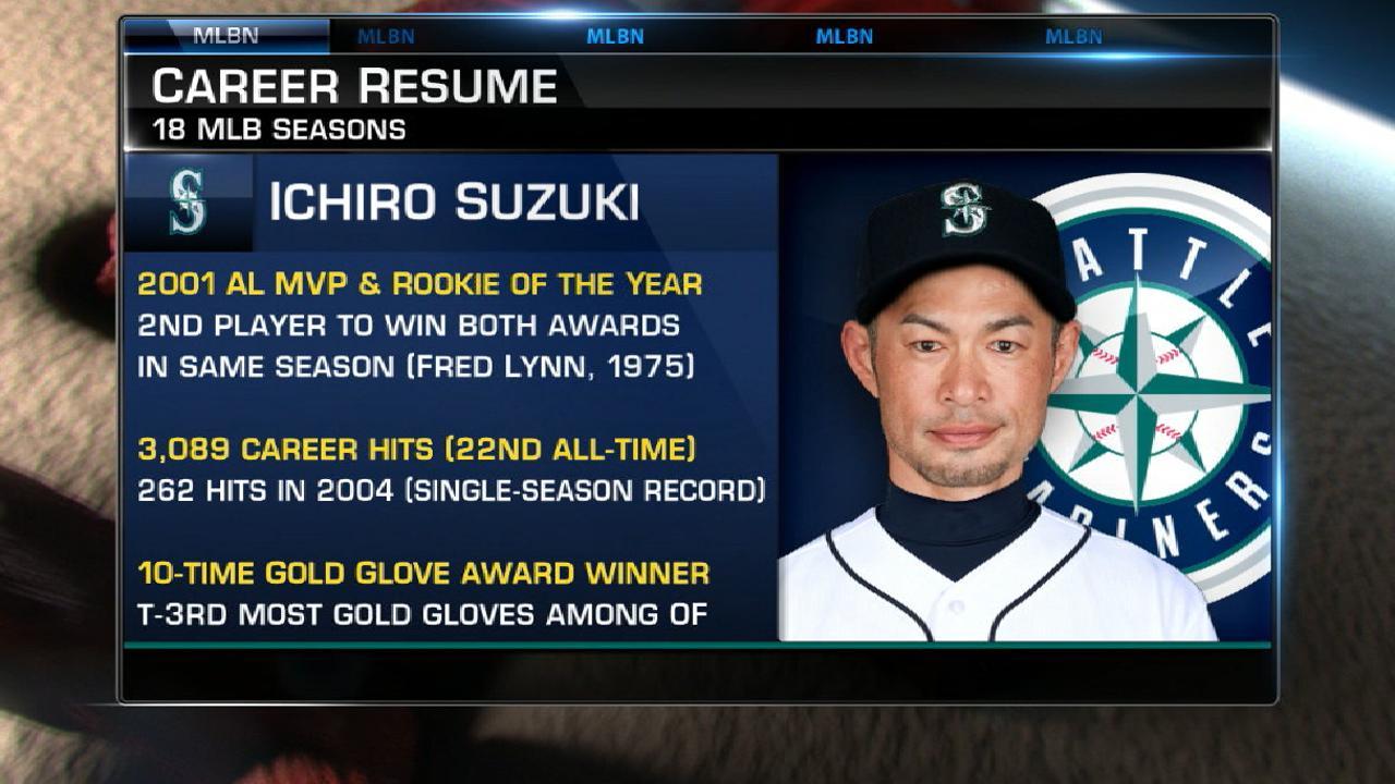 20 amazing facts about Ichiro Suzuki's career | Seattle Mariners