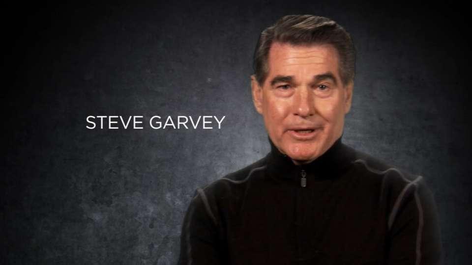 Garvey on spirit of Opening Day