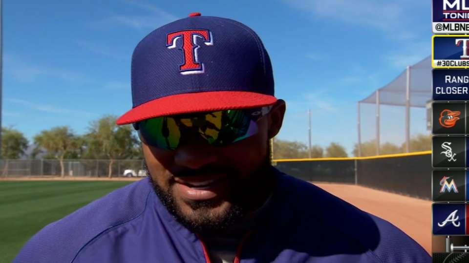 Fielder on his move to Texas