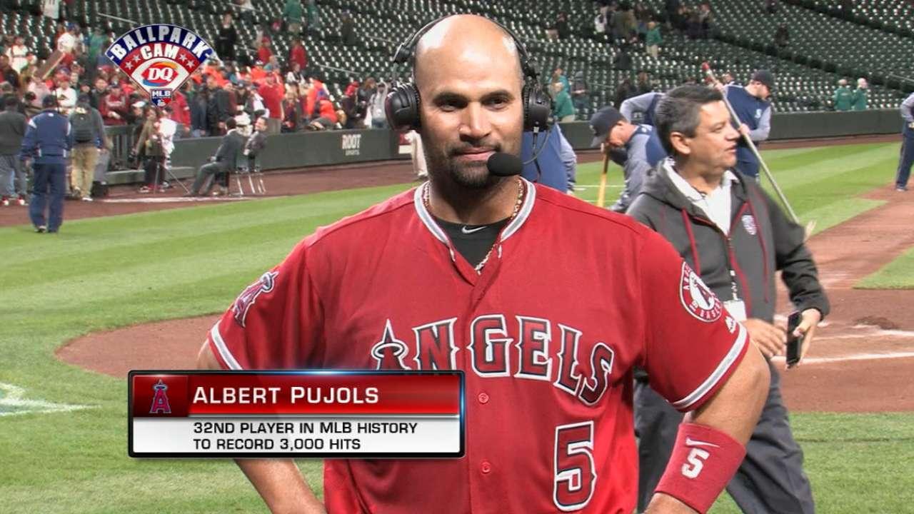 MLB Tonight: Albert Pujols