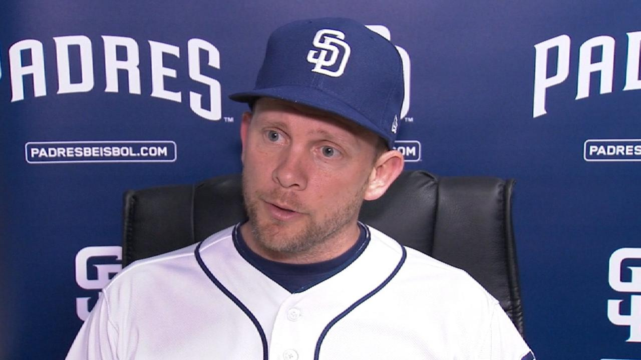 Andy Green on getting no-hit