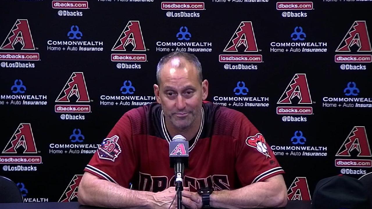 Lovullo talks win against Astros