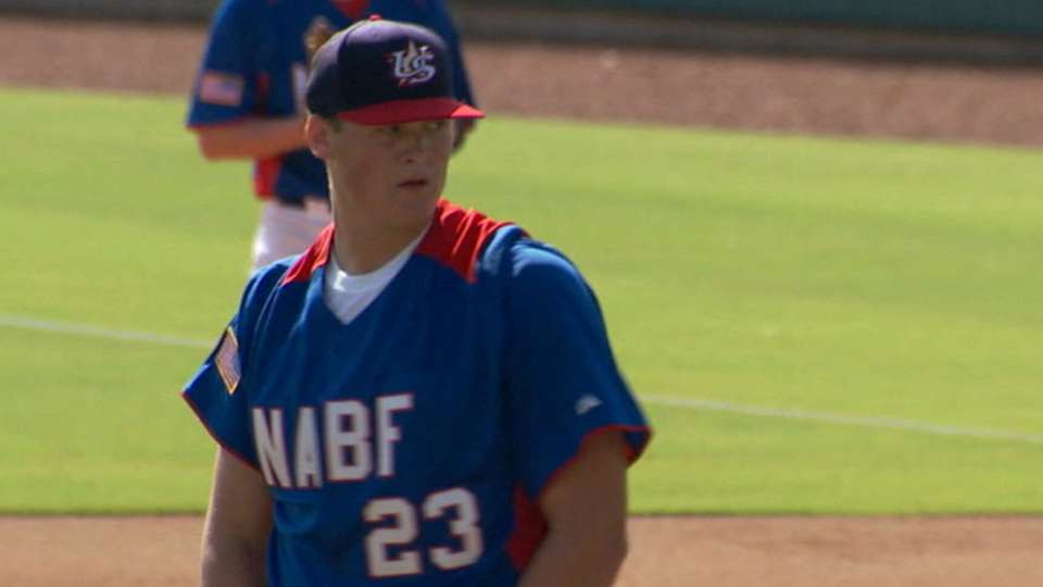 MLB Network: Tyler Kolek