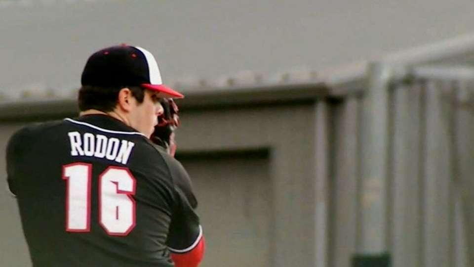 MLB Network: Carlos Rodon