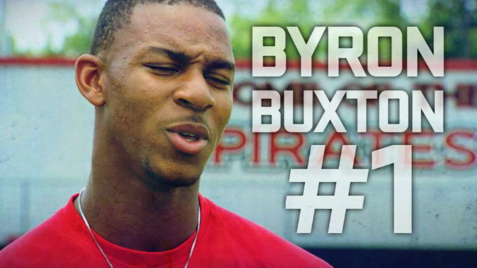 Buxton ranked No. 1 prospect