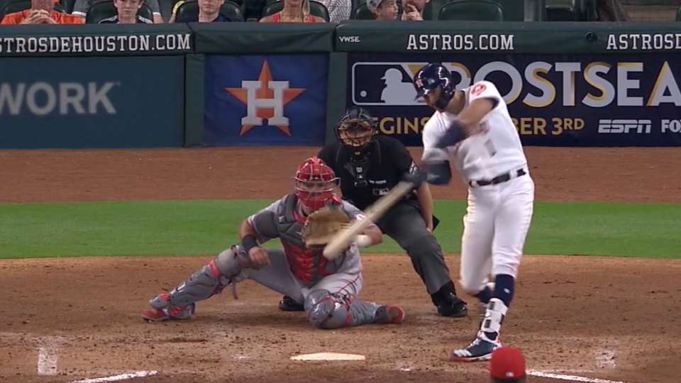 MLB Tonight: Correa demo