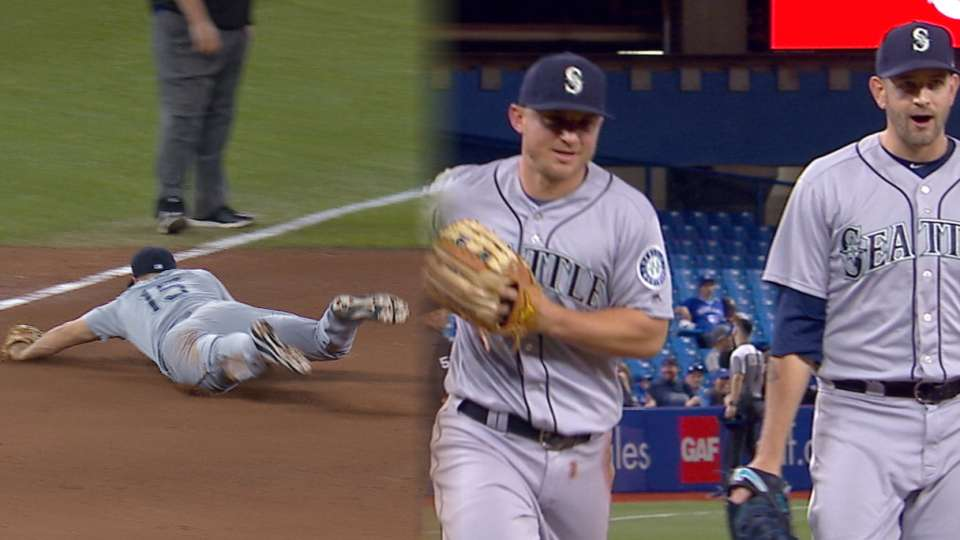 Must C: Seager keeps no-no alive