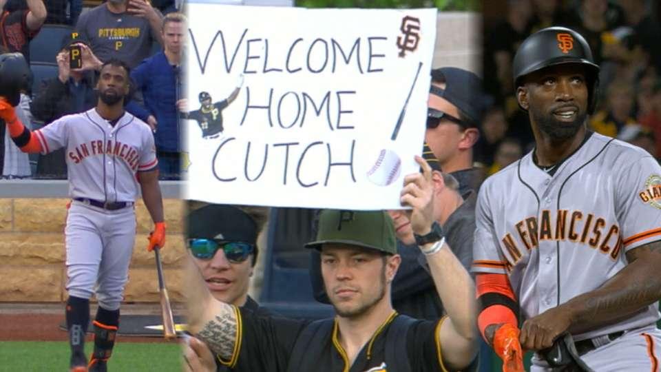 Must C: Cutch returns to PNC