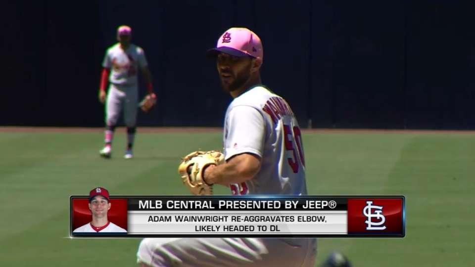 Leitch on Dodgers, Wainwright