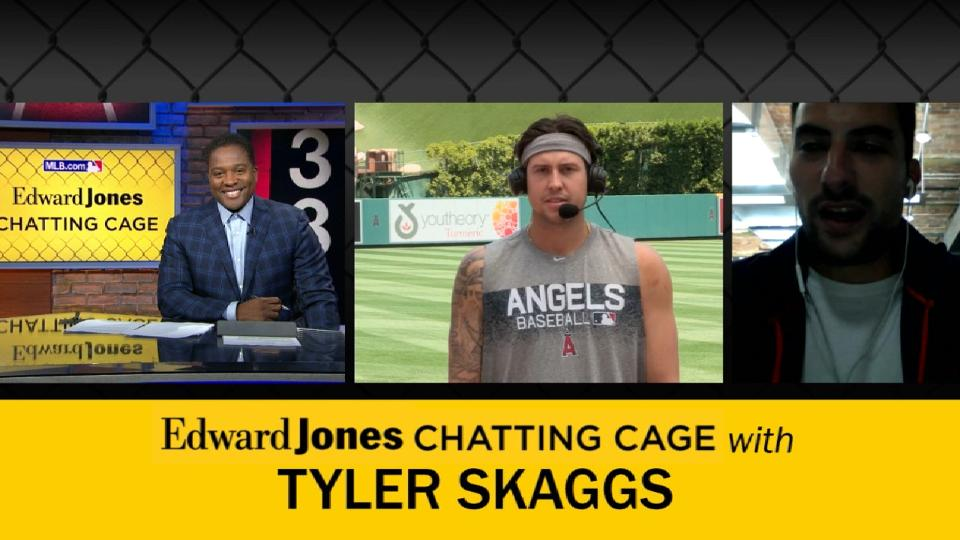 Chatting Cage: Tyler Skaggs