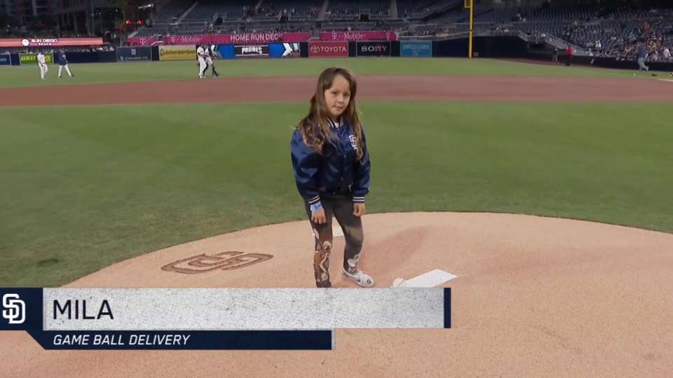 4/5/18: Game Ball: Mila