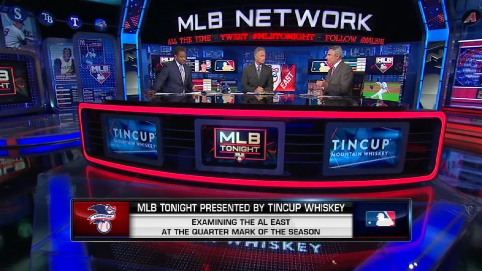 MLB Tonight: AL East